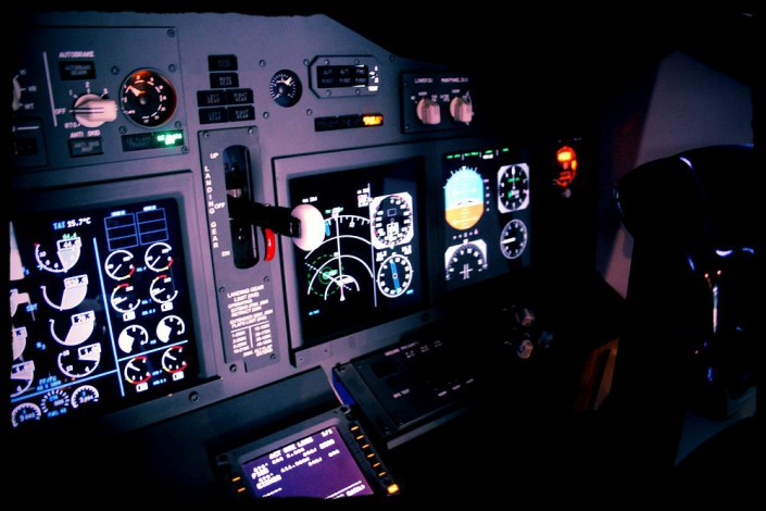 Boeing 737ng Efis Map The EFIS/MAP mode as used in the